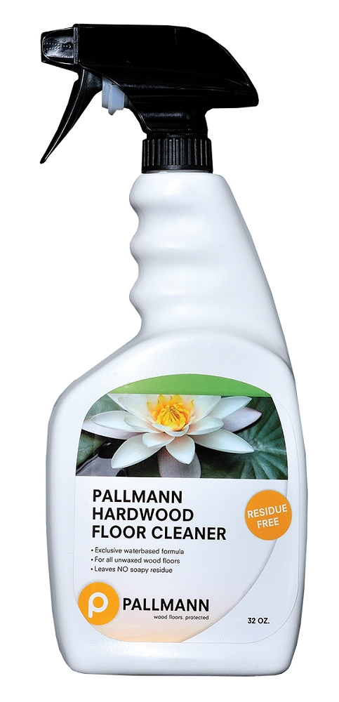 Pallmann Hardwood Floor Cleaner 32oz