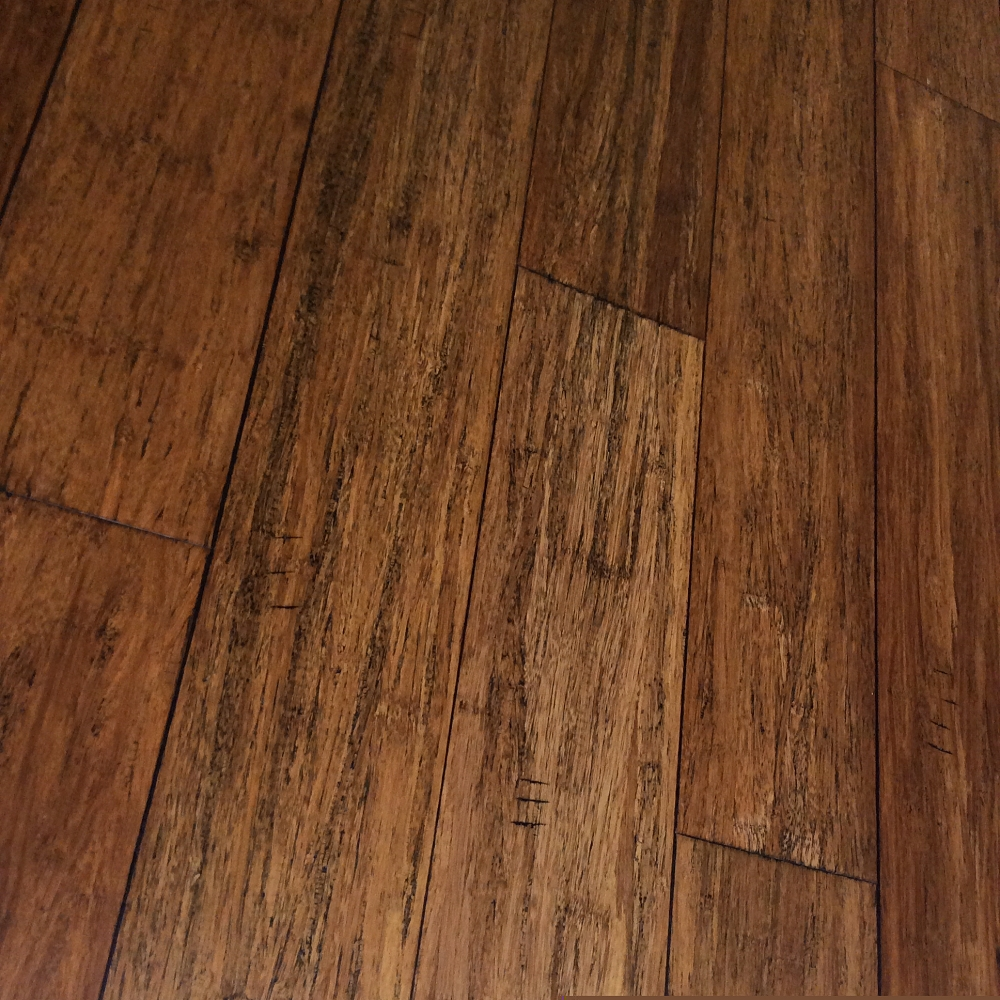 Coastal collection antiqued for Bamboo hardwood flooring