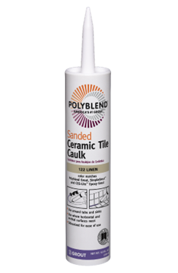 Polyblend Sanded Grout Caulk