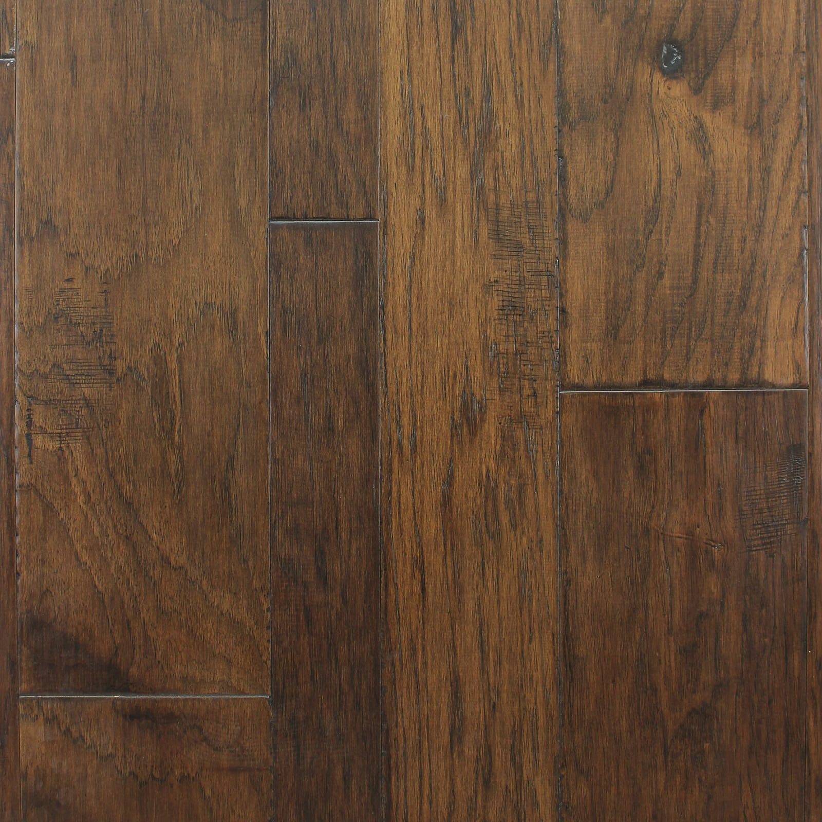 Weathered Portrait Mocha Engineered Hardwood Flooring