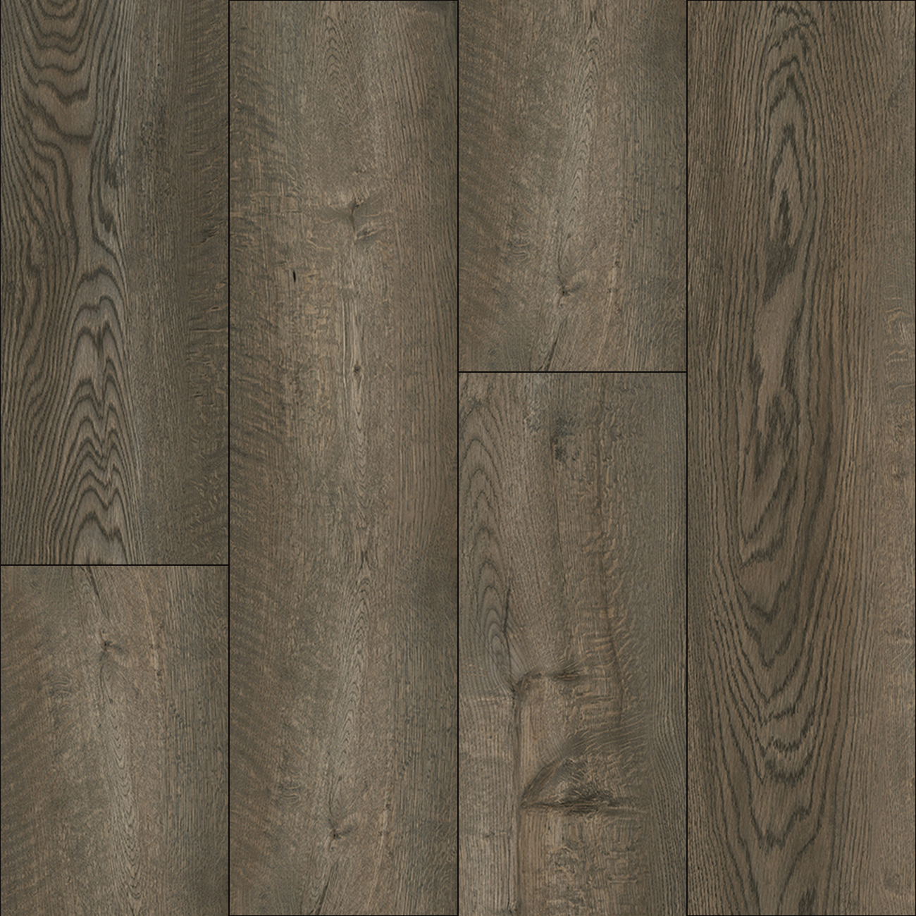 Authentic Plank Aged Oak Vinyl Plank Flooring