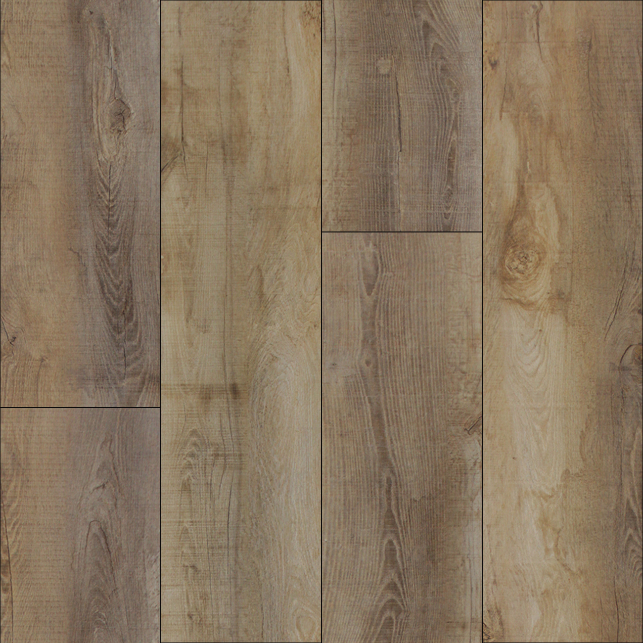 Authentic Plank Country Natural Vinyl Plank Flooring