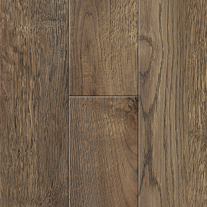 Clic Strip Dark Walnut Vinyl Plank