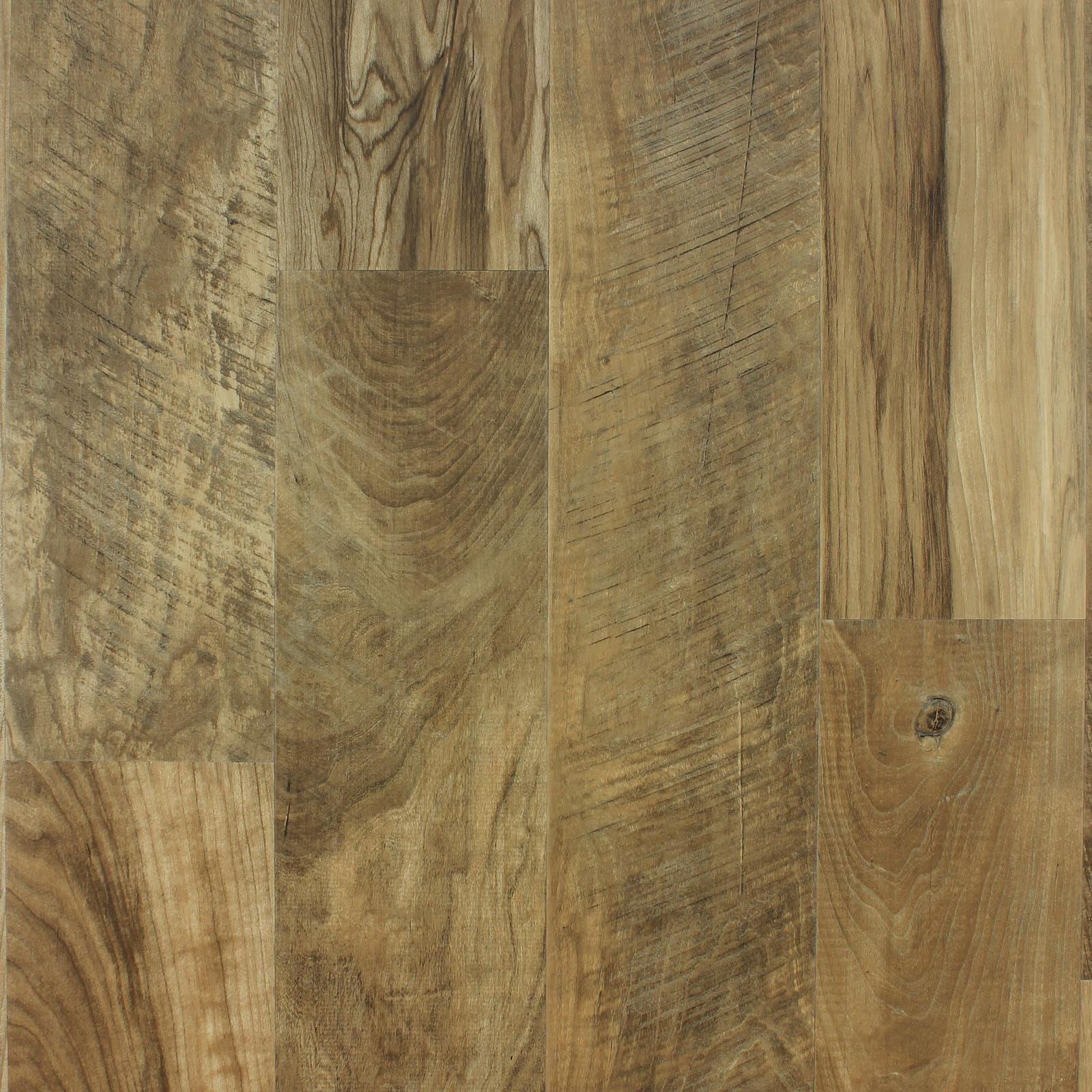 Heritage Buckskin Vinyl Plank