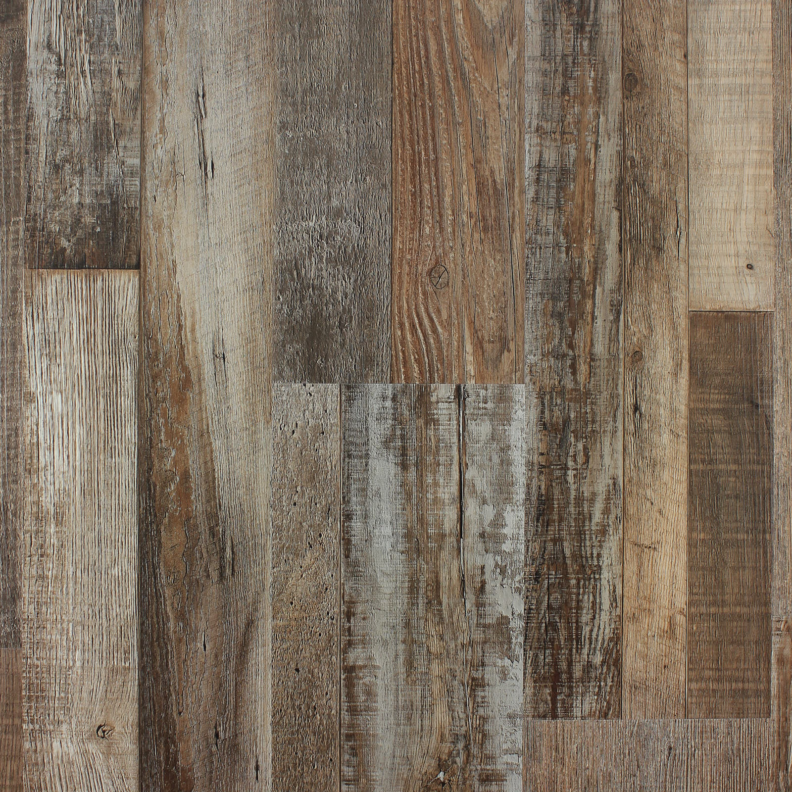 Midwest Plus Pecan Rigid Core Vinyl Plank Flooring