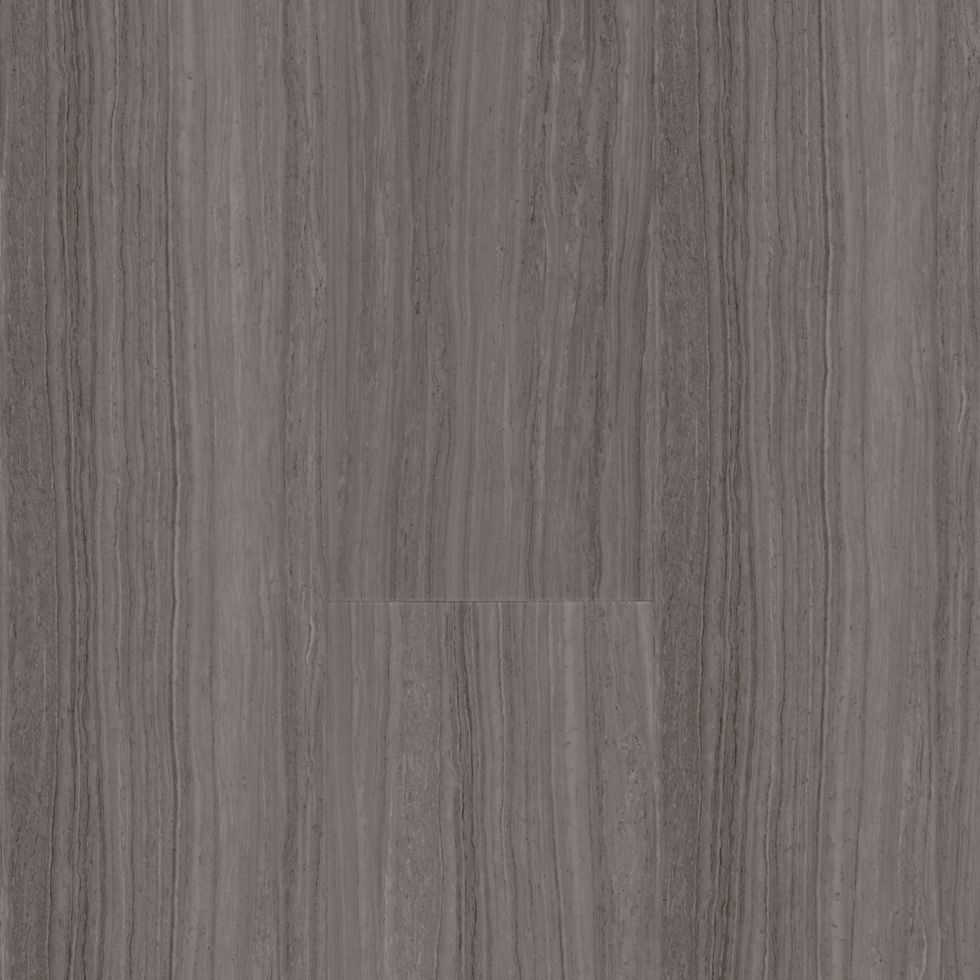 Unleashed LVT  Stonington Manor Gray Fusion Vinyl Plank Flooring