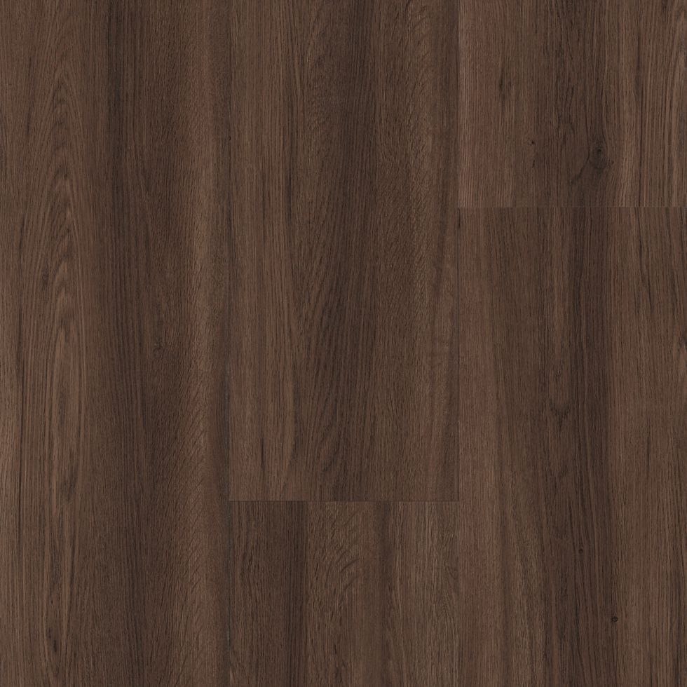Unleashed LVT  Woodland Notes Grizzly Brown Vinyl Plank Flooring