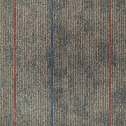 Lead Off Modular - Fastball - 24x24 Carpet Tile