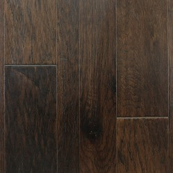 Weathered Portrait Espresso Engineered Hardwood Flooring