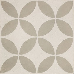 Memory Petals Soft Cement Tile
