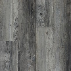 Authentic Plank Highland Gray Vinyl Plank Flooring